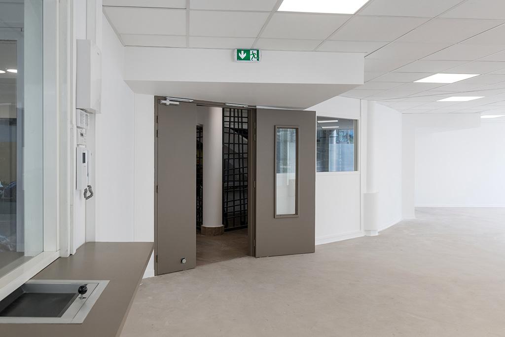 STEM Group - Rénovation complète de plateaux de bureaux de 1500m2 SCIENCES U - 2019