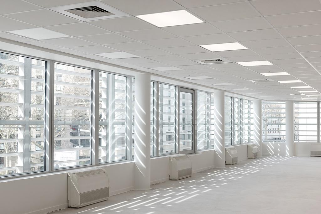 STEM - Rénovation complète de plateaux de bureaux de 1500m2 SCIENCES U