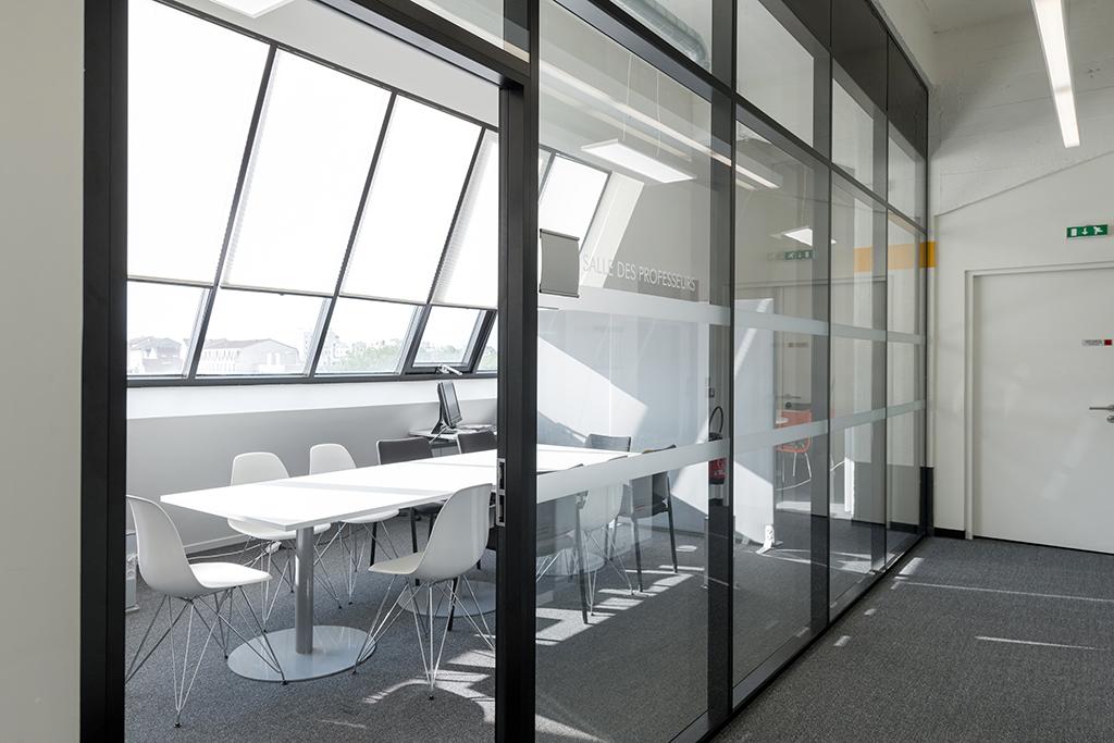 STEM Group - Aménagement d'un pôle bureau et de salles de cours de 1600m2