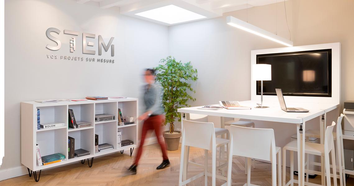 STEM, vos projets d'immobilier professionnel sur-mesure