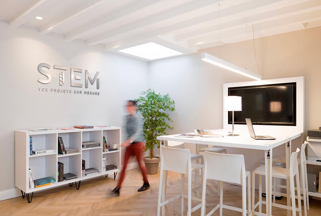STEM : bureaux de Lyon